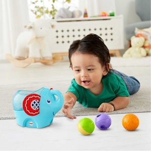 Fisher Price Çıngıraklı Fil DYW57