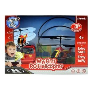 Uzaktan Kumandalı İlk Helikopterim