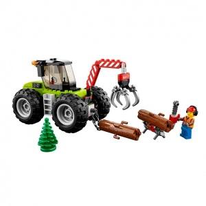 LEGO City Orman Traktörü  60181