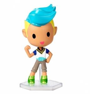 Barbie Video Oyun Kahramanı Küçük Bebekler (Mavi-Sarı Saçlı)