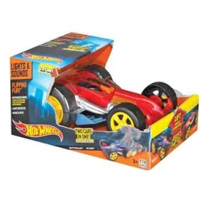 Hot Wheels Flipping Fury Sesli ve Işıklı