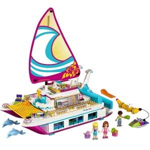 LEGO Friends Günışığı Katamaran 41317