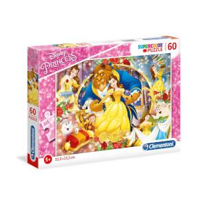 60 Parça Puzzle : Princess