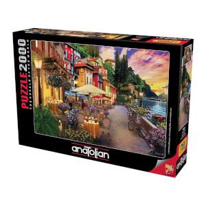 2000 Parça Puzzle : Como Gölü