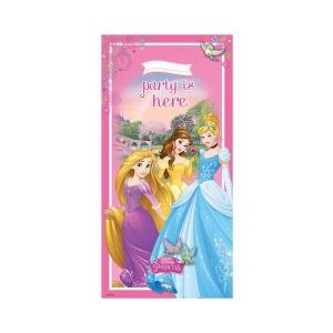 Disney Princess Kapı Afişi