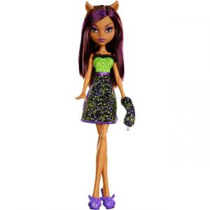 Monster High Piknik Gezisi (Clawdeen Wolf)