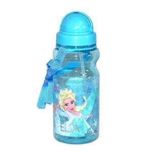 Frozen Elsa Şeffaf Matara 500 ml. 97827
