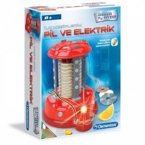 İlk Keşiflerim - Pil ve Elektrik