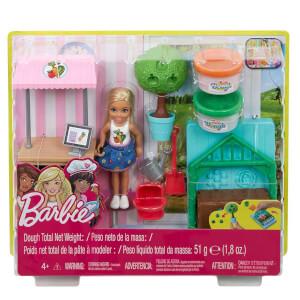 Barbie Chelsea Bahçede Oyun Seti FRH75