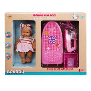 Boubou Bebeğimle Ütü Keyfi