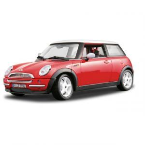 1:18 Mini Cooper 2001 Kırmızı Araba