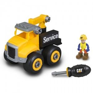 CAT Küçük Operatör Sök Tak Araçlar (Service Truck)