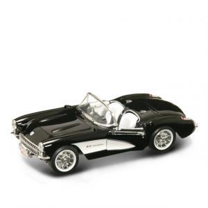 1:18  Chevrolet Corvette 1957 Model Araba