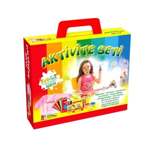 Play Doh Aktivite Seti