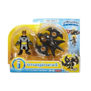 Imaginext DC Super Friends Battle Armor Cesur Kahramanlar DFX52