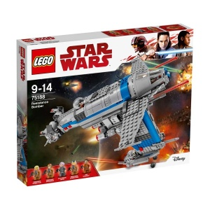 LEGO Star Wars Resistance Bombacısı 75188