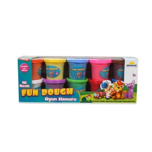 Fun Dough Oyun Hamuru 10 Renk 750 gr.