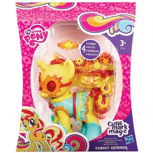 Süslü Pony 15cm