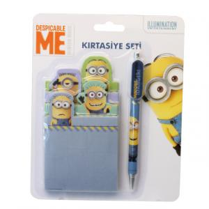 Minion Kırtasiye Set