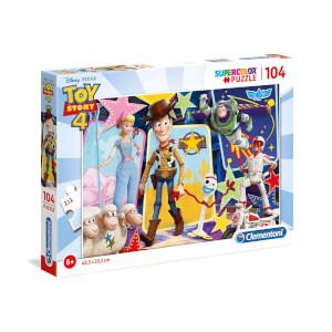 104 Parça Puzzle : Toy Story 4 27129
