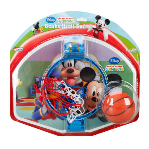 Mickey Duvar Basket Seti