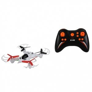 Beyaz Drone 2.4 Ghz Usb Şarjlı 16 cm