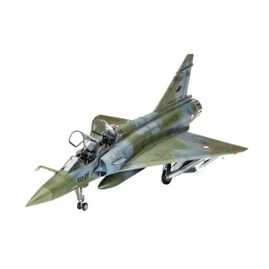 Revell 1:72 Mirage 2000 Model Set Uçak