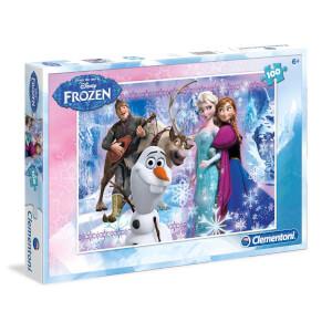 100 Parça Puzzle : Frozen