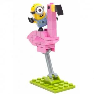Mega Bloks Minions Eğlence Paketleri (Flamingo Joyride)
