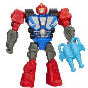 Transformers Hero Mashers Figür (Autobot Heatwave)