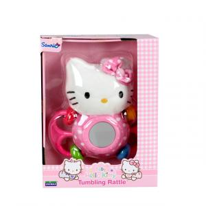 Hello Kitty Puantiyeli Çıngırak