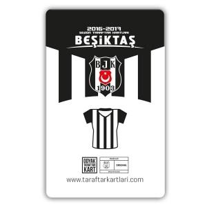 BJK Futbolcu Kartları 2016-2017