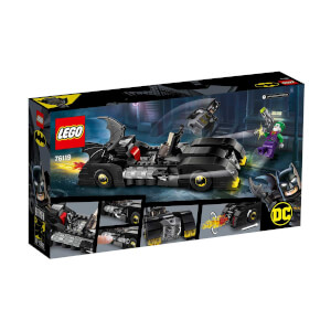 LEGO DC Comics Super Heroes Batmobile: Joker Takibi 76119