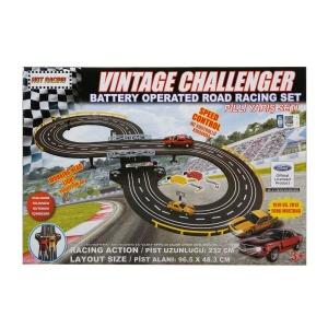 Vintage Challenger Işıklı Yarış Seti