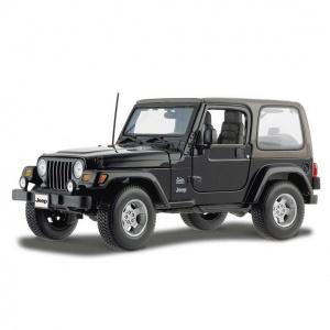 1:18 Maisto Jeep Wrangler Sahara Model Araba