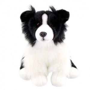 Floppy Border Collie Peluş 40 cm.