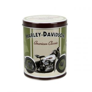 Harley Davidson Retro Teneke Kutu