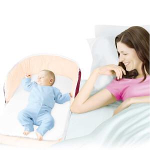 Babycim Bebeğimin Yataklı Çantası 2 in 1