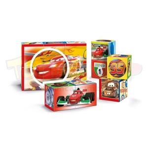 Küp Puzzle 12 Parça: Cars