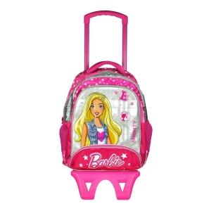 Barbie Çekçekli Okul Çantası 95268