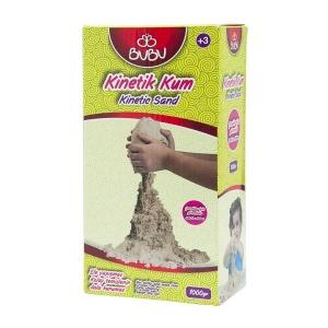 BuBu Kinetik Natural Kum 1000 gr