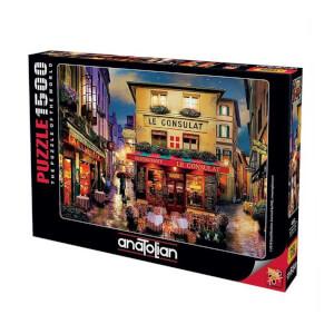 1500 Parça Puzzle : Parisde Buluşalım