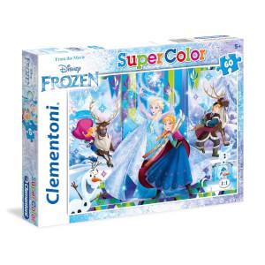 60 Parça Puzzle : Frozen