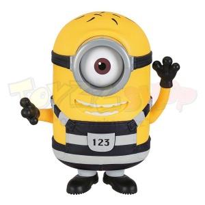 Minions 3 Konuşan Figürleri 20 cm. (Jail Time Carl)