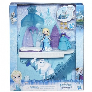 Disney Frozen Little Kingdom Elsa'nın Buz Sarayı