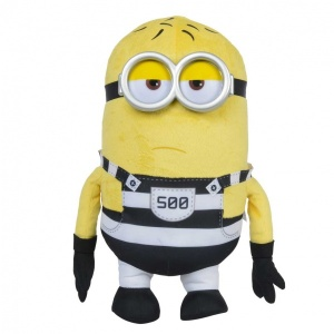 Minions Peluş Jail Tom 37 cm.