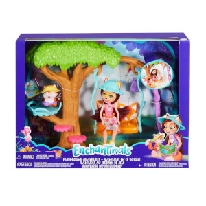 Enchantimals Oda ve Bebek Oyun Seti FRH44