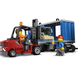 LEGO City Kargo Terminali 60169