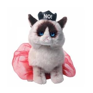 Queen Grumpy Cat Peluş