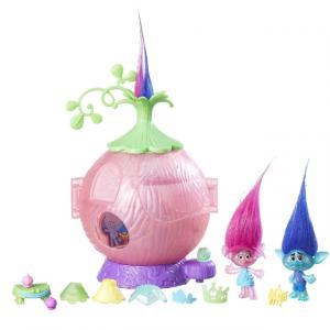 Trolls Poppy'nin Taç Giydirme Töreni